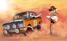 Художники Казахстана привнесут эротику в советские плакаты