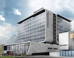Когда в Алматы откроется гостиница Novotel