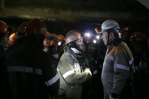 Забастовкой карагандинских шахтеров займётся суд