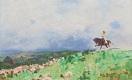 Небо и степной ветер Канафии Тельжанова