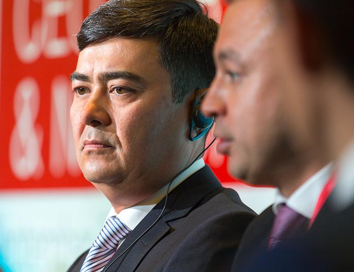Арманжан Байтасов.