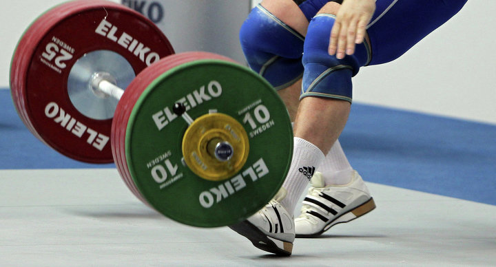 Русских тяжелоатлетов отстранили отучастия вчемпионате мира