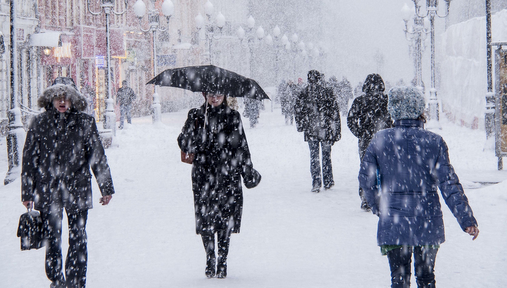 Практически вовсех областях Казахстана всреду ожидаются метели, гололед итуман