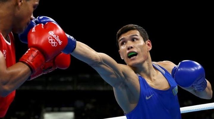 Боксер Елеусинов принес Казахстану 3-е «золото» вРио