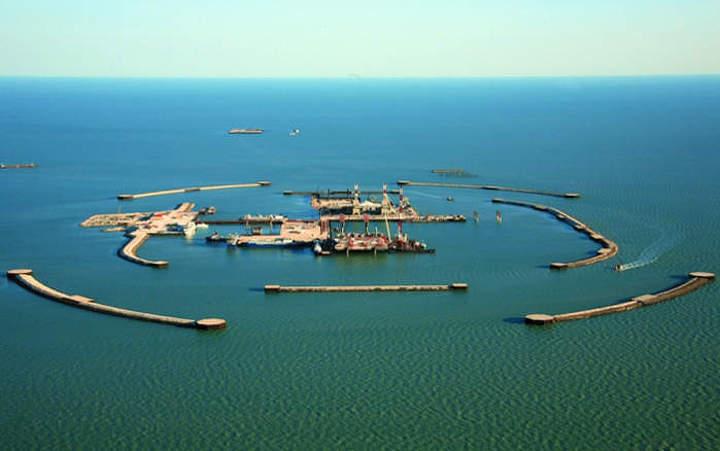 МинэнергоРК: сКашагана получили первую нефть
