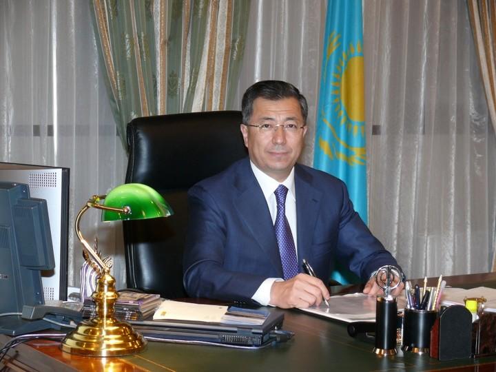 ВЮжно-Казахстанской области— новый аким