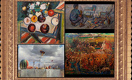 Галерея «Жаухар» оживила на Forbes.kz шедевры живописи
