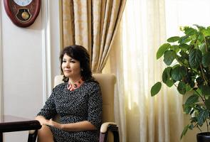 Что хочет сделать с Казкомом Умут Шаяхметова