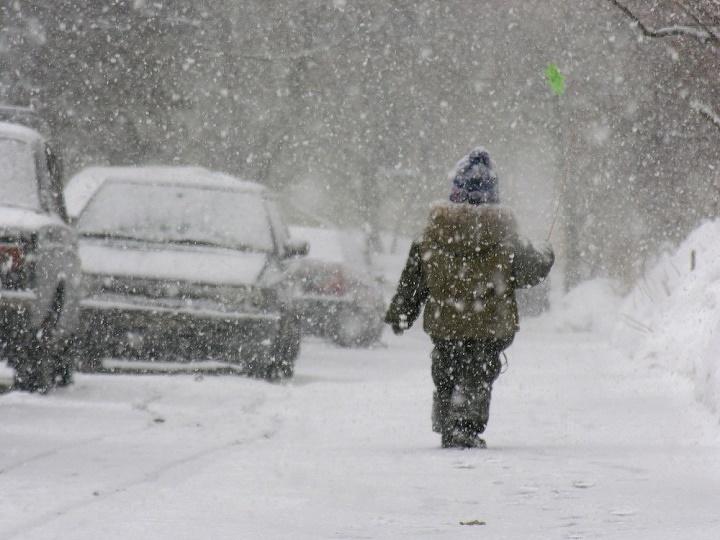 Погода вАстане будет без осадков, вКостанайской области— метель