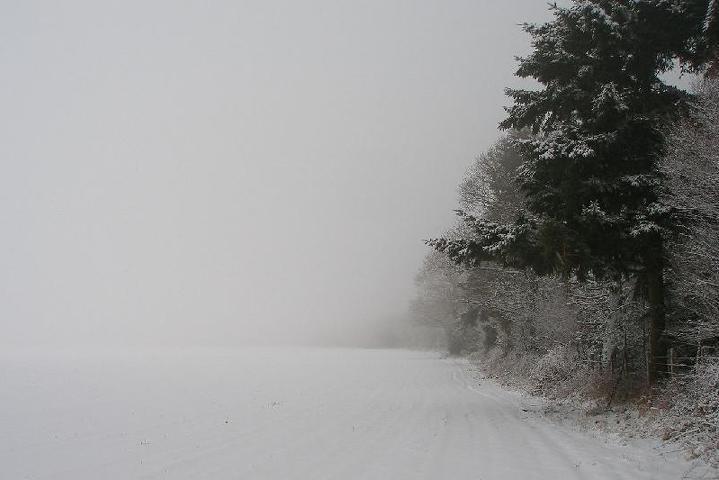 Как на фото сделать туман 18