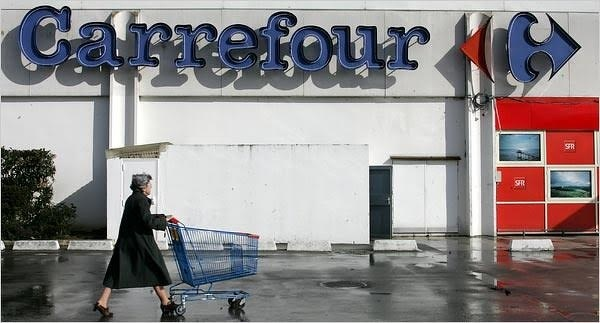 French Carrefour brand comes to Kazakhstan