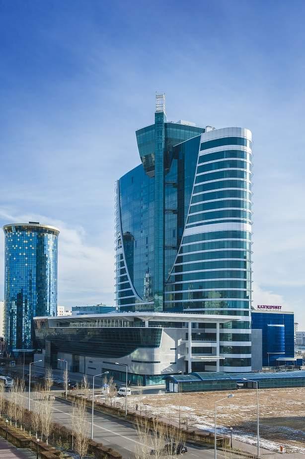 dd1ba86f7dcf В начале ноября объем вакантных офисных площадей класса «А» увеличится на  10 000 кв.м за счет ввода в эксплуатацию второй очереди бизнес-центра « Moskva», ...