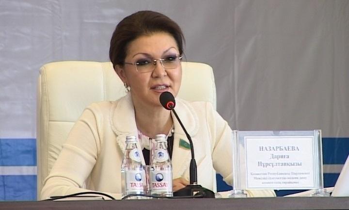 Дочь Назарбаева возглавила комитет сената помеждународным отношениям