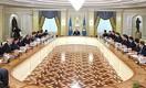 О чем шла речь на расширенном заседании правительства