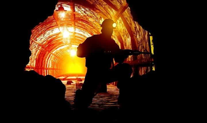 154 бастующих шахтёра согласились выйти наповерхность