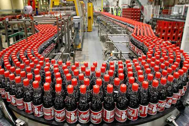 total quality management coca cola manufacturing industry Total quality management: three case studies from by integrating a system of total quality management it's the titanic japanese manufacturing industry.