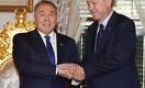 Назарбаев встретился с Эрдоганом и главами турецких компаний