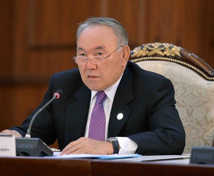 Съезд судей сучастием Нурсултана Назарбаева начался вАстане