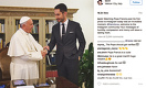 Как создатель Instagram увидел папу римского и стал миллиардером