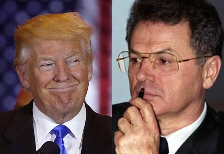 В уничтожении улик по связям с Дональдом Трампом обвиняют сына Виктора Храпунова