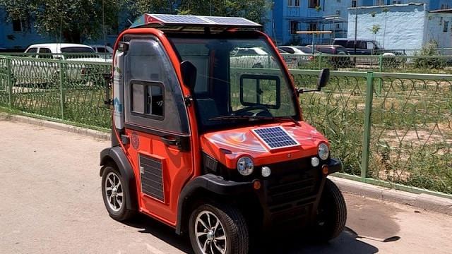 ВКазахстане создан электромобиль стоимостью всего в $200