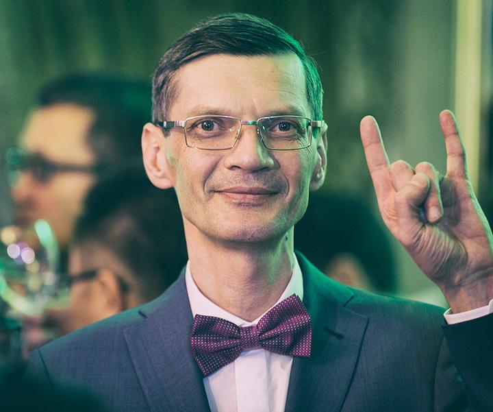 Директор телеканала Muzzone Олег Абдулкабиров.
