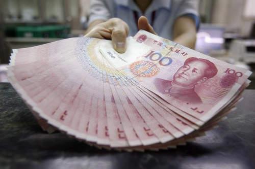Инвестиции китая