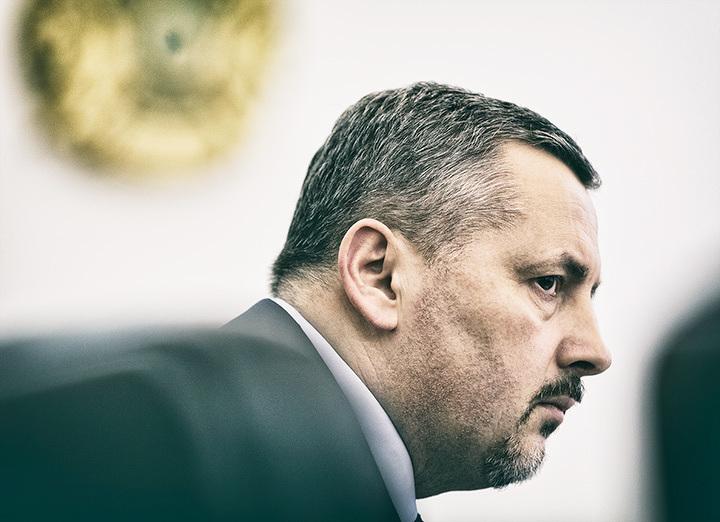 Арестован председатель правления ЕНПФ Руслан Ерденаев
