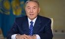 Нурсултан Назарбаев пожелал мира и благополучия