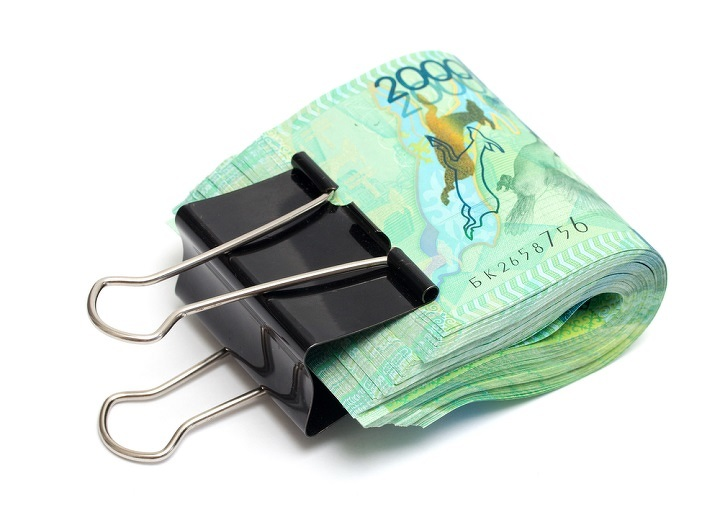 Курс тенге наторгах KASE повысился до315,43 тенге за $1