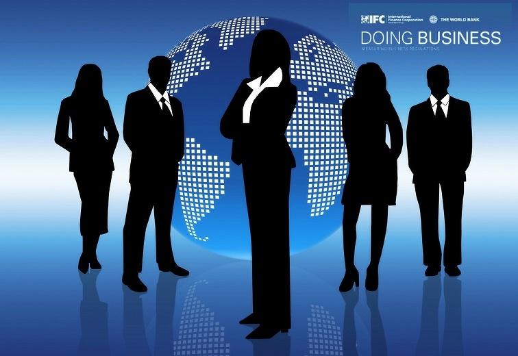 РФ поднялась на11 позиций врейтинге Doing Business отВсемирного банка
