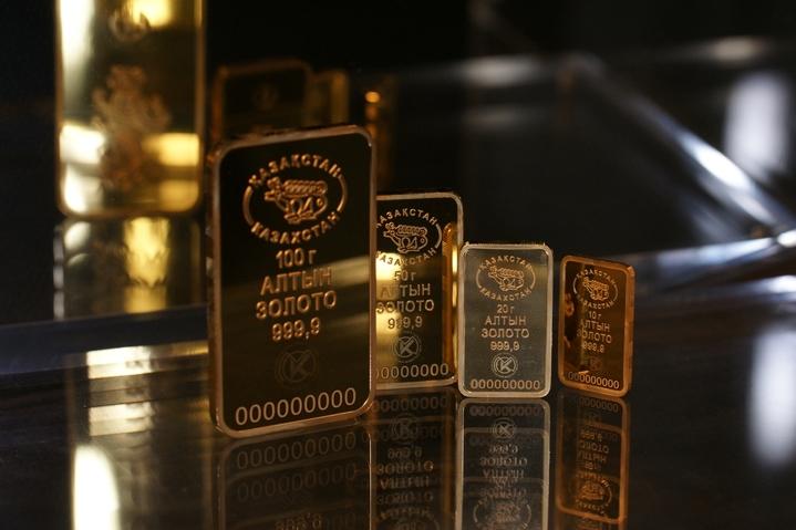 Как купить золото в банке казахстана выпуск монет банком россии