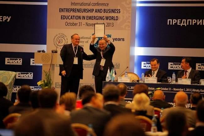 Диплом МБА дает сильные гарантии forbes  В Алматы прошла международная конференция Предпринимательство и бизнес образование в меняющемся мире