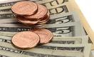 Доллар растет на бирже четвёртый день подряд