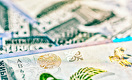 Тенге начал новую неделю с укрепления к доллару