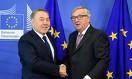 ЕС заключил исторический договор о сотрудничестве с РК