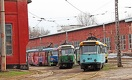Приостанавливает работу трамвайное депо Алматы