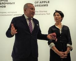 Почему Нурлан Смагулов и Маргулан Сейсембаев помогают возродить в Алматы культ яблок