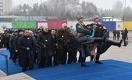 В Алматы торжественно возложили цветы к Монументу Независимости РК