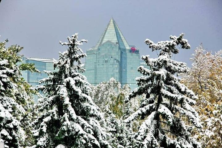 Метель, снег игололёд…