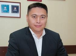 Олжас Кундакбаев.