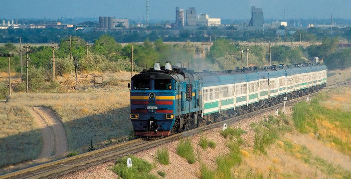 Доходы в железнодорожной отрасли растут второй год подряд