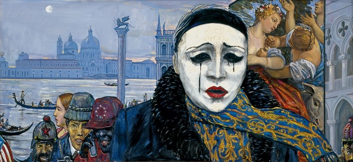 The Decline of Europe by Ilya Glazunov.