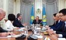 О чем Назарбаев говорил с руководством Royal Dutch Shell