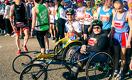 Паралимпийцы и ASU достигли новых вершин на Алматы Марафоне