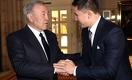 Назарбаев в Вашингтоне поздравил Головкина со статусом посла Экспо-2017