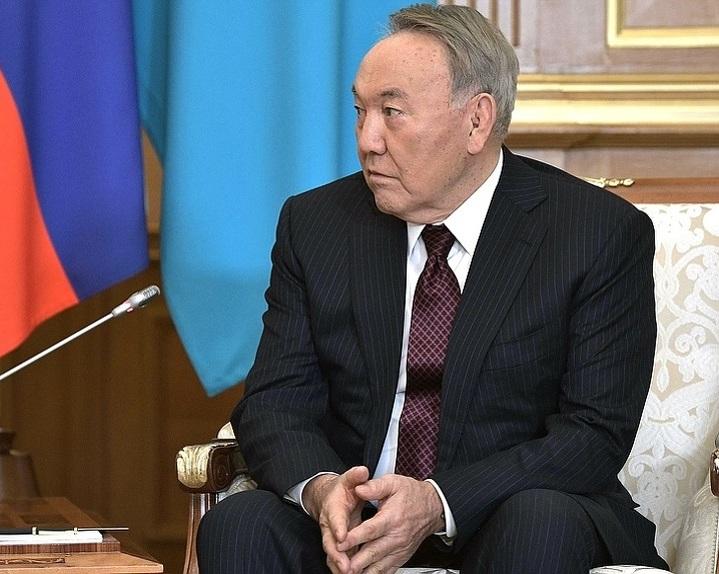 Владимир Путин иНурсултан Назарбаев обсудили межсирийские переговоры идвусторонние контакты