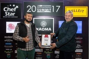 Рестораторы назвали казахстанский бренд лучшим