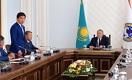 Назарбаев – Байбеку: Надо быть хозяином города