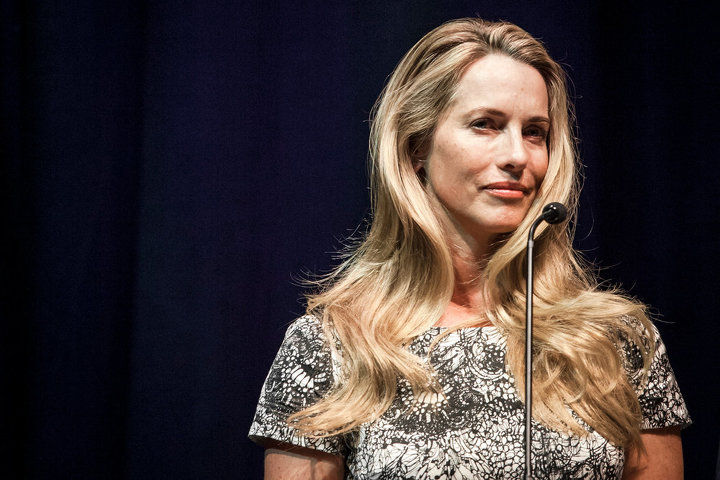 Laurene Powell Jobs.